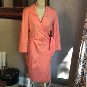 Lafayette 148 New York Wrap Dress